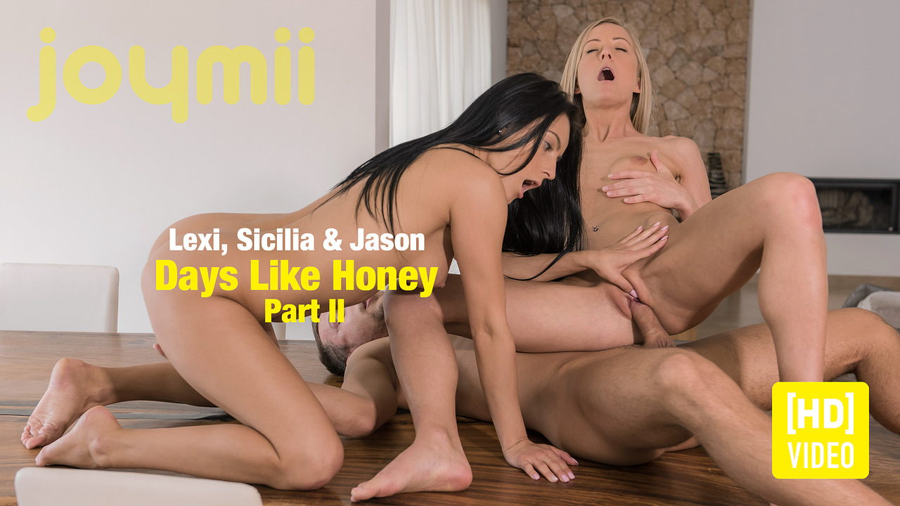 Joymii Femjoy Porn hardcore video Lexi Sicilia threesome